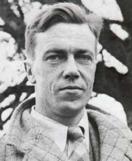 Nicholas Blake (pseudonym for Cecil Day-Lewis) author photo