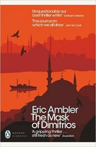 ambler the mask of dimitrios