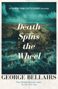 Image of the cover of Death Spins the Wheel by George Bellairs