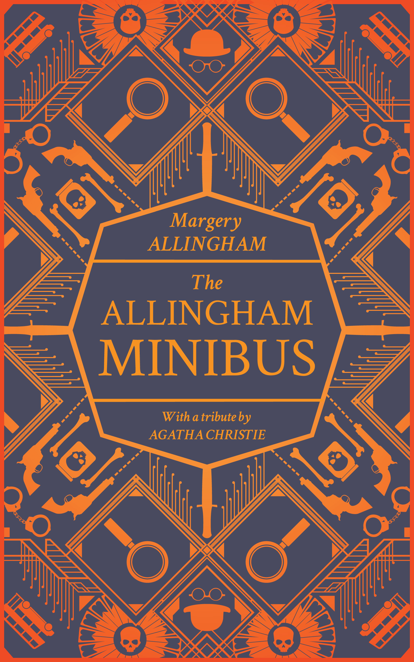 The Allingham Minibus by Margery Allingham