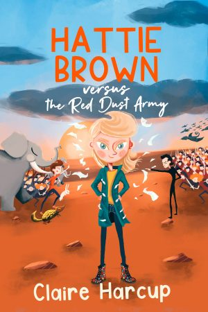 Hattie Brown versus the Red Dust Army