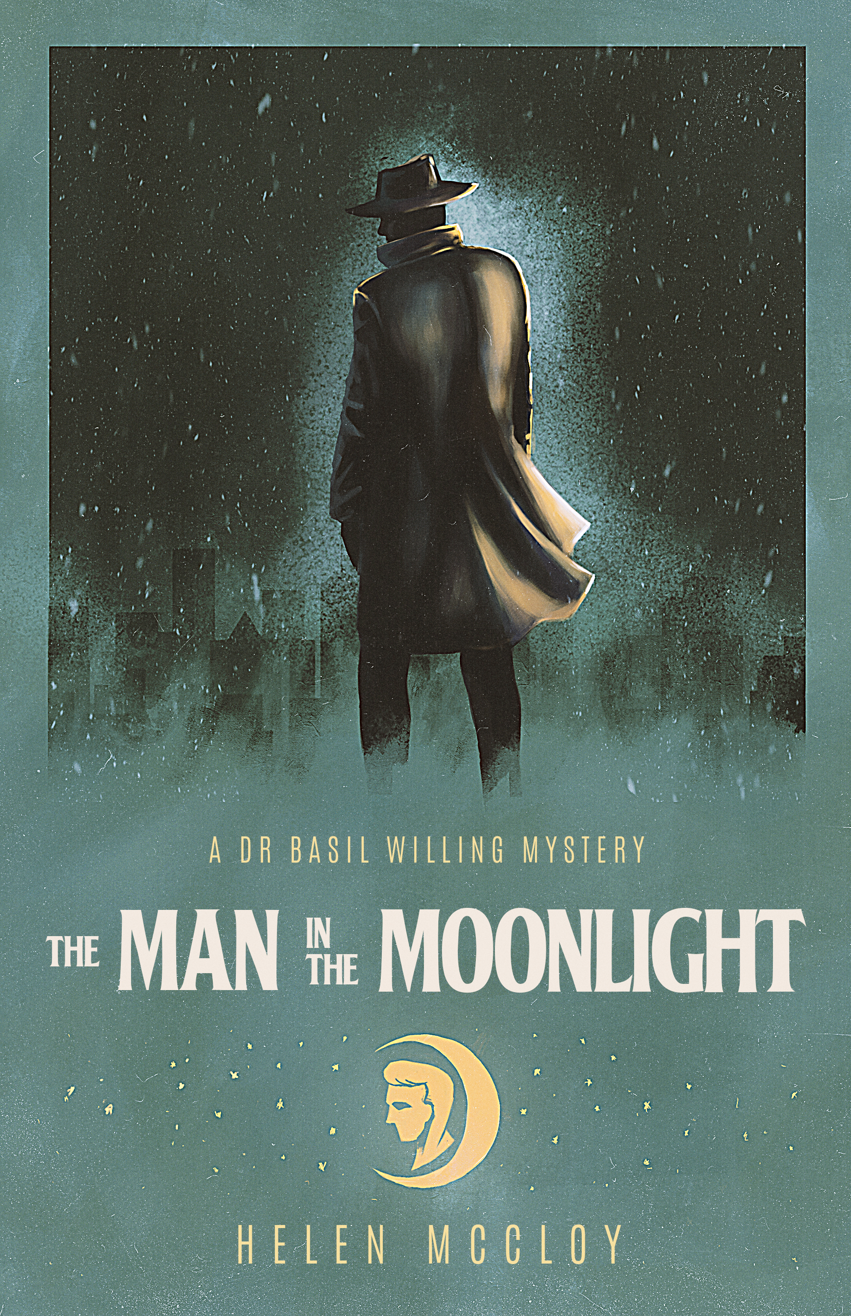 The Man in the Moonlight by Helen McCloy