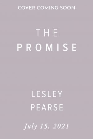 The Promise by Lesley Pearse (Holding Cover)