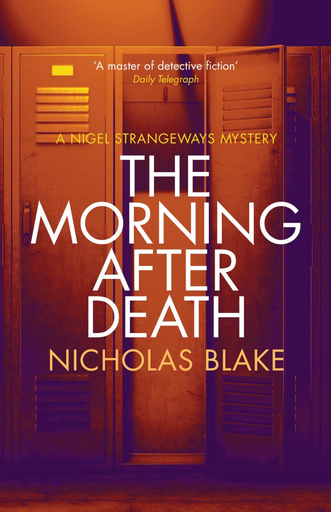 The Morning After Death by Nicholas Blake