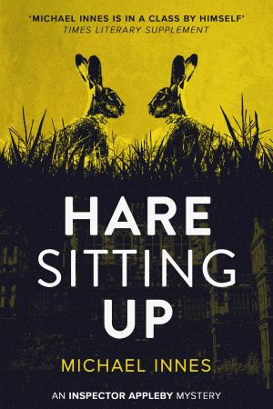 Hare Sitting Up