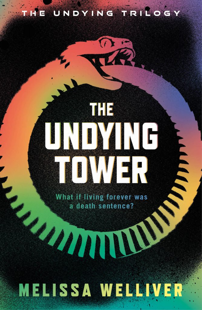 The Undying Tower eBook cover