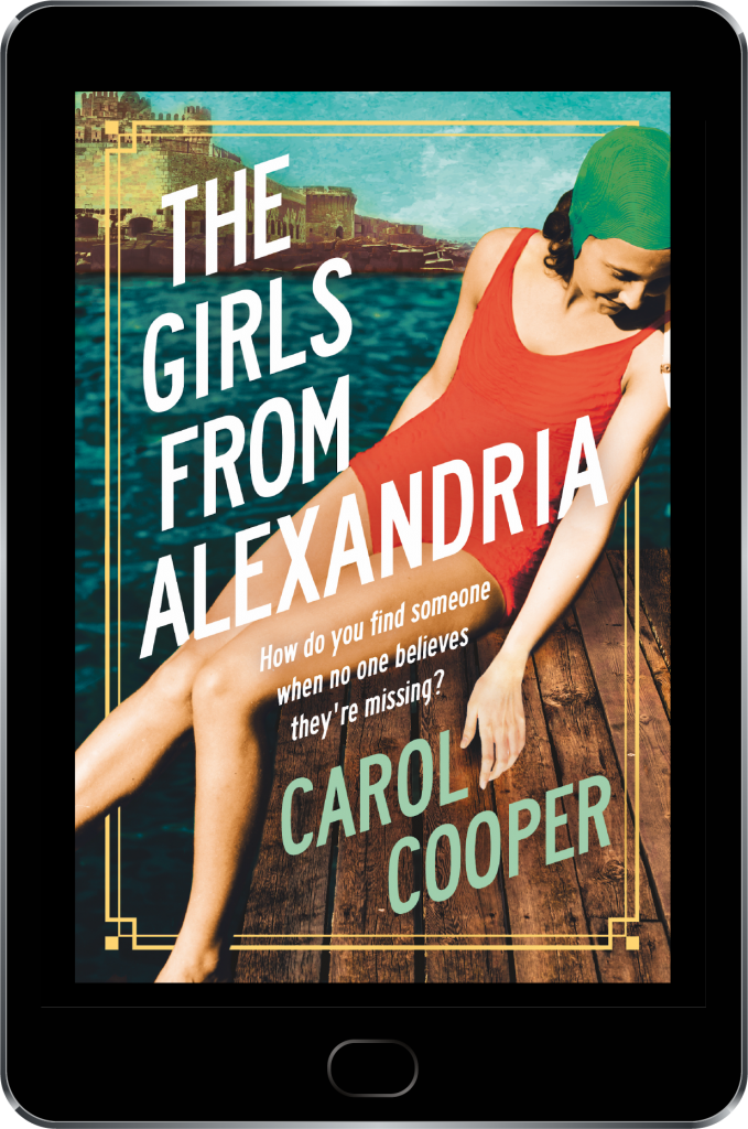 The Girls from Alexandria eBook