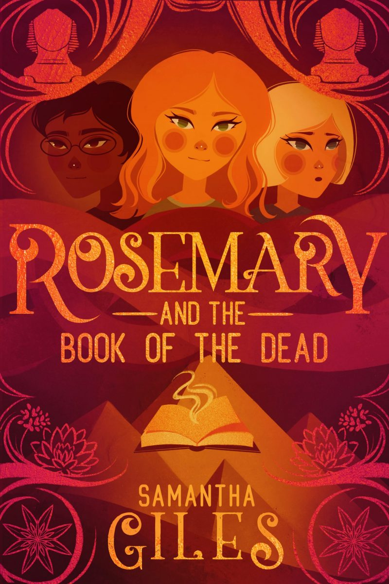 Rosemary and the Book of the Dead eBook cover