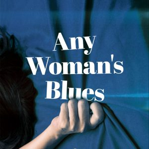 Any Women's Blues by Erica Jong book cover cropped into a square